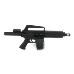 Patriot Car 15 Custom Assault Rifle (Black)