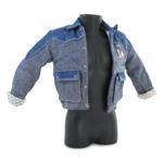 Jeans Vest (Blue)