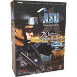 ASU - Airport Security Unit (Hong Kong SAR's 20th Anniversary Commemorative Edition)
