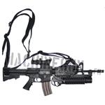 M-4 w/ M203 Grenade Launcher