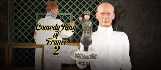Comedy King of France II - The Painter