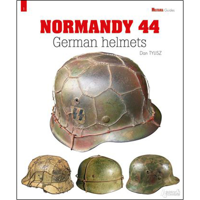 Normandy 44 - German Helmets