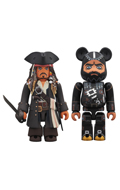 Pirates Of The Caribbean - Jack Sparrow & Blackbeard