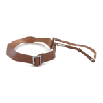 Regulation Waist Belt with Sling (Brown)