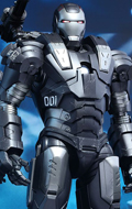 Iron Man 2 - War Machine Diecast