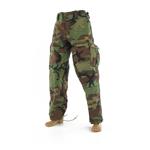 SOF woodland camo BDU pants