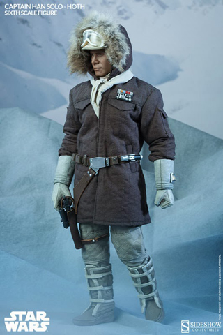 Captain Han Solo - Hoth (Brown Version)