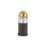 Diecast 40mm Grenade (Olive Drab)
