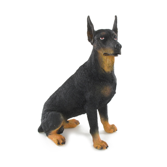 Grand chien Dobermann