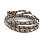 Patterned Belt (Brown)