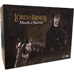 figurine Lord Of The Rings - Mouth Of Sauron