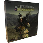 figurine Marine Raider : Today Will Be Different - US Marine Special Operations Team 8222