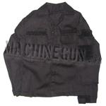 Black BDU vest
