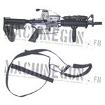 Black M4 w/ IRAD600 & sling
