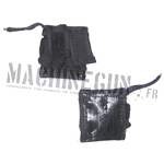 Combined black right ammo pouch (2 x M4 & 1x M9)