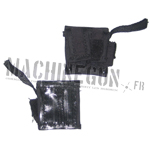 Combined black left ammo pouch (2 x M4 & 1x M9)