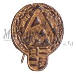 SA insignia (Sturmabteilung) bronze