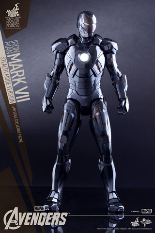 The Avengers - Mark VII (Stealth Mode Version)