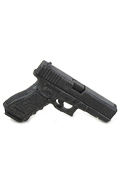 Glock 17 Gen 3 Pistol with Safariland 295 Duty Holster (Black)