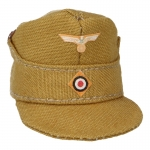 Casquette Wehrmacht Afrika Korps Md 41 (Sable)