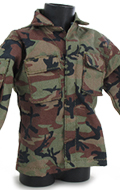 BDU Shirt (Woodland)