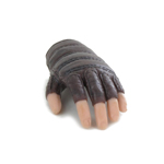 Kid Gloved Left Hand (Brown)