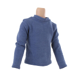 Kid Long Sleeve T-shirt (Blue)