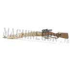M1891/30 Mosin Nagant sniper rifle/w Camouflage Fabric