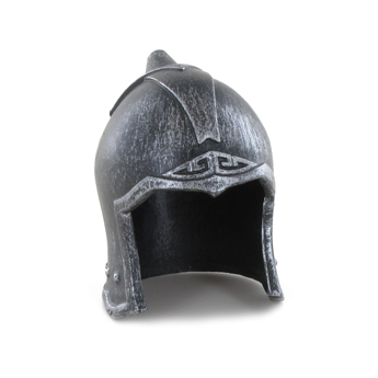 Casque d'archer (Gris)