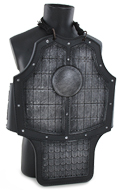 Armure de protection chinoise (Gris)