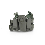 Holster CQC Foliage green