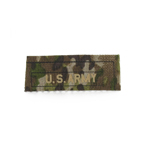 US ARMY patch yellow tiping