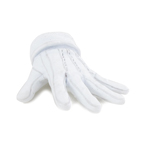 Gloved Left Hand Type B (White)
