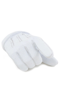 Gloved Right Hand Type D (White)
