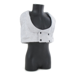 Dotted Waistcoat (White)