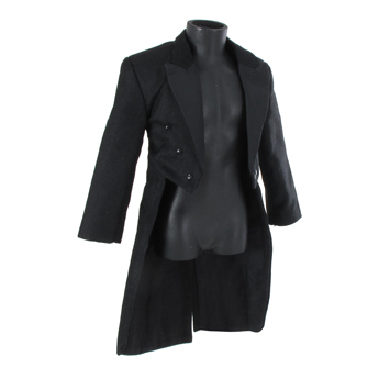 Veste de costume Queue de Pie (Noir)