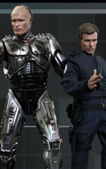 RoboCop - RoboCop (Battle Damaged Version) & Alex Murphy