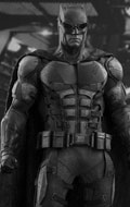 Justice League - Batman (Tactical Batsuit Version)