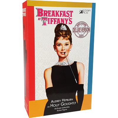 Breakfast At Tiffany - Audrey Hepburn As Holly Golightly (Deluxe Version)