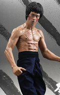 Enter The Dragon - Bruce Lee Statue