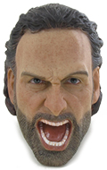Headsculpt Andrew Lincoln