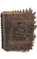 Monster Book Of Monsters (Brown)