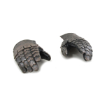 Armored Gloved Hands (Grey)
