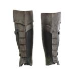 Legs Armors (Grey)
