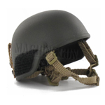 MICH 2000 Helmet Ops Core retention system
