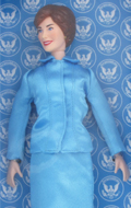 First Lady Laura Welch Bush
