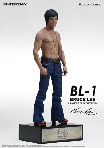 Statue Bruce Lee (Black Label Limited Edition)