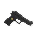 Beretta Pistol (Black)