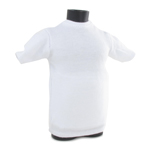 Padded T-shirt (White)