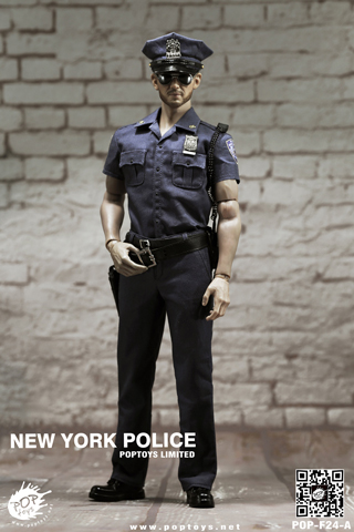 New York Police - Policeman